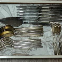 TACAMURI argintate PATENT