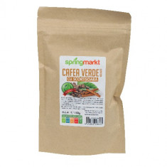 Cafea Verde Macinata cu Scortisoara 150gr