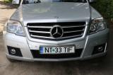 Mercedes-Benz ModelClasa GLK 250 CuloareArgintiu