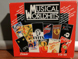 Musical WorldHits  - Selectiuni - 3CD Set (1993/Exclusiv) - CD ORIGINAL/ca Nou