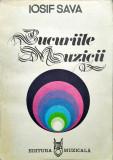 Iosif Sava - Bucuriile muzicii, ed. Muzicala 1985