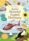 Cumpara ieftin Carte Junior Illustrated English Dictionary