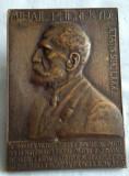 MIHAIL PHEREKYDE  - Fruntas al Partidului National Liberal - Medalie veche Rara