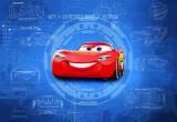 Fototapet 8-488 Cars - Fulger McQueen