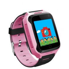 Ceas cu telefon si GPS pentru copii RegalSmart 153 camera foto 1.3MP, lanterna,...