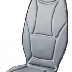 Aparat masaj pentru scaun MG155, 2 viteze (Argintiu)