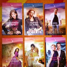 Carti romantice -Sandra Brown, Nora Roberts, Amanda Quick,Linda Howard
