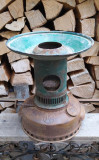 Lampă veche gaz Jdeal