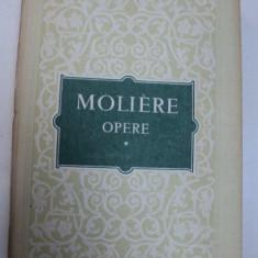MOLIERE , Opere vol 1 , 1955