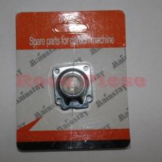Membrana + suport amorsare carburator motocoasa