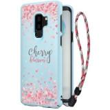 Cumpara ieftin Husa Samsung Galaxy S9 Plus G965Ringke Cherry Blossom Albastra