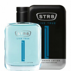 After shave STR8 Live True, 100 ml, pentru barbati