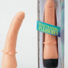 Vibrator anal VINYL P-SHAPE
