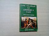 CREATORUL SI UMBRA LUI - Victor Ieronim Stoichita (autograf) - 1981, 295 p., Alta editura