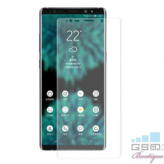Folie Protectie Display Samsung Galaxy Note 9 Acoperire Completa 3D Transparent