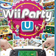 Wii Party U - Nintendo Wii U [Second hand], Board games, 3+, Multiplayer