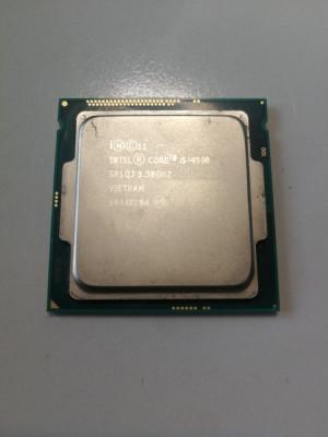 Procesor PC Intel i5-4590 foto