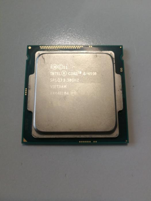 Procesor PC Intel i5-4590