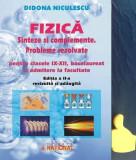 Fizica Sinteze si complemente Probleme rezolvate  Didona Niculescu