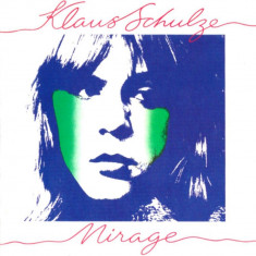 Klaus Schulze Mirage LP remastered 2017 (vinyl)