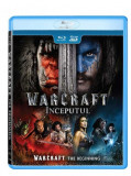 Warcraft: Inceputul / Warcraft: The Beginning - BLU-RAY 3D + 2D Mania Film