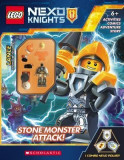 Activity Book with Minifigure #3 (Lego Nexo Knights)