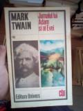 Jurnalul lui Adam si al Evei – Mark Twain