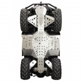 Scut ATV Can-Am Outlander MAX 650-850-1000-XMR Lung G2 2017+ Aluminiu