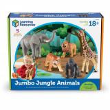 Joc de rol - Animalute din jungla PlayLearn Toys, Learning Resources