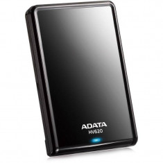 Hard disk extern ADATA HV620 1TB 2.5 inch USB Black
