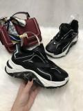 Adidasi dama negri cu platforma marime 37, 38, 39, 40, 41+CADOU