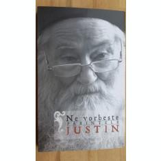 Ne vorbeste Parintele Justin- Parvu Justin