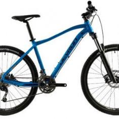 Bicicleta MTB Devron Riddle M3.7, Cadru L 490mm, Roti 27.5inch, 27 viteze, Frane hidraulice pe disc (Albastru)
