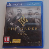 Joc CD DVD original exclusiv Sony PS 4 Playstation 4 The Order 1886 - actiune, Shooting, Multiplayer