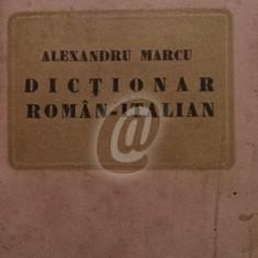 Dictionar roman-italian (Editia a IV-a)