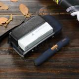 Husa iQOS 2,4 Plus 2,4 Vintage Neagra