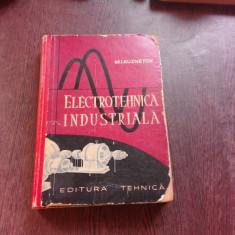 ELECTROTEHNICA INDUSTRIALA - M.I. KUZNETOV