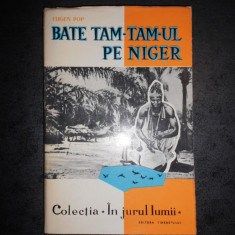 EUGEN POP - BATE TAM TAM-ul PE NIGER