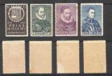 Cumpara ieftin Olanda, 1933, 400 ani de la nasterea lui Wilhelm de Orania, cota 65 euro, MNH, Nestampilat
