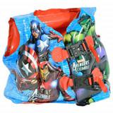 Vesta Gonflabila Avengers pentru Copii, Saica