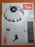 sport si tehnica aprilie 1966-art. orasul onesti,brasov,art. avioanele romanesti