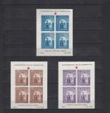 ROMANIA 1943   LP 144 II  DUCA VODA  COLITE NEDANTELATE MNH, Nestampilat