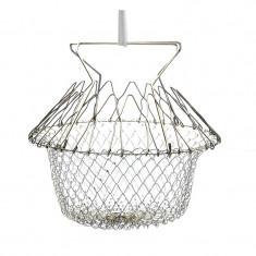 Cos metalic pentru gatit Chef Basket