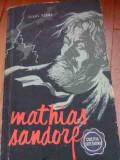 Mathias Sandorf - Jules Verne ,528111