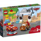 LEGO® DUPLO® - Ziua cursei lui Fulger McQueen (10924)