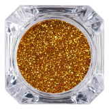 Cumpara ieftin Sclipici Glitter Unghii Pulbere LUXORISE, Aramiu #38