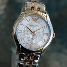 Ceas EMPORIO ARMANI AR1824,barbatesc - Swiss Made Nou, Elegant, Quartz, Otel