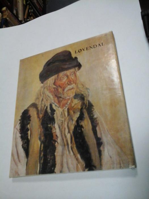 GHEORGHE LOVENDAL (album arta) - Ion Potopin - 1987