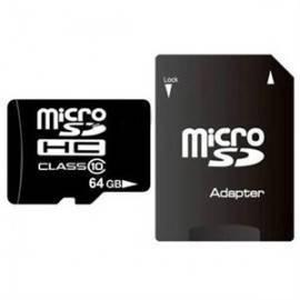 Card Micro SD 64 GB plus adaptor foto