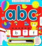 Scrii și ștergi - ABC